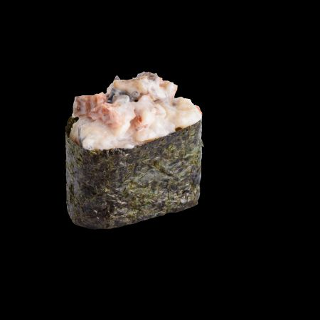 Гункан унагі кунцей спайсі (34г)