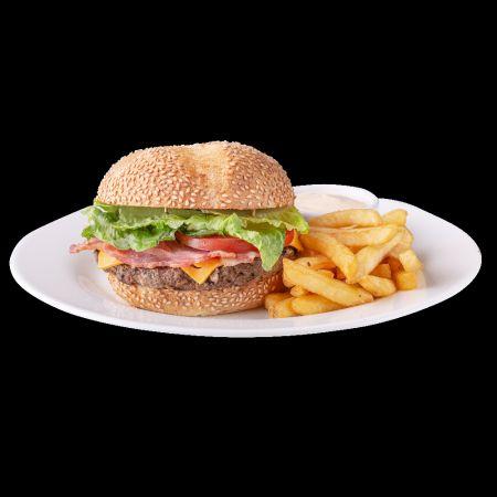 Нью Йорк бургер (365/100/30 г)
