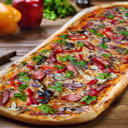 Піца Мисливська XXL (1320г)