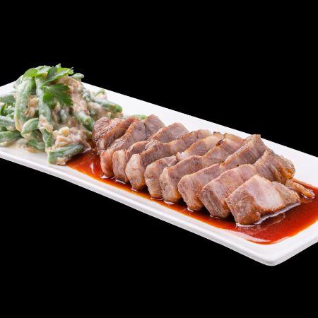 Стейк зі свинини гриль (180/150/30г)