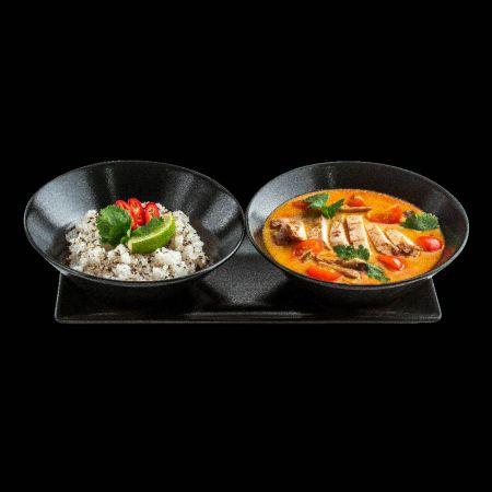 Суп Том-кха з куркою (330/90г)