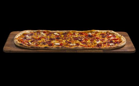 fb64f3a7fa9d9 Заказать. Метровая пицца 1984 Карбонара метровая 349 catalog. Американо  метровая